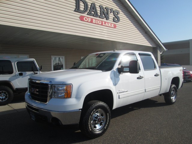 2009 GMC Sierra 2500HD SLE1