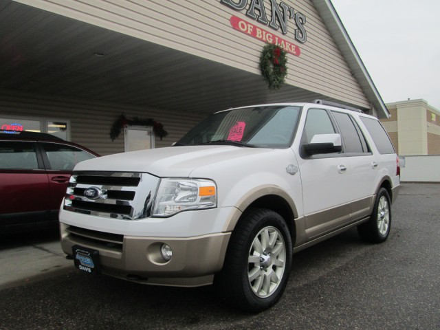 2011 Ford Expedition King