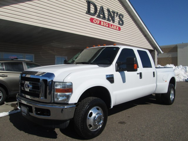 2008 Ford F-350 SD XLT