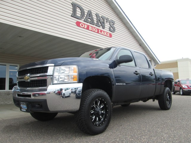 2009 Chevrolet Silverado 2500HD Work