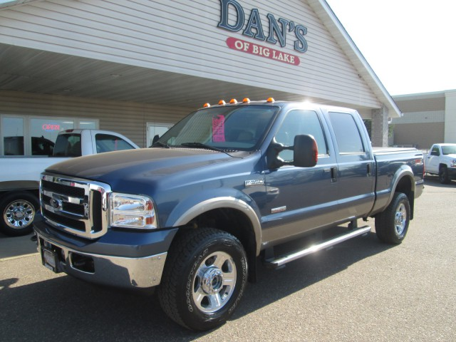 2007 Ford F-350 SD Lariat