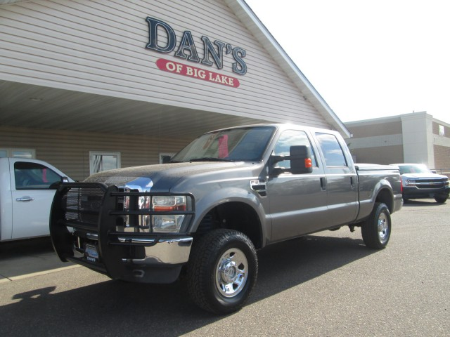 2009 Ford F-250 SD XLT