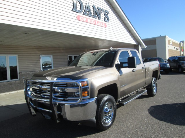 2015 Chevrolet Silverado 2500HD Work