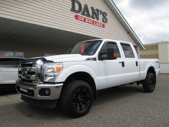 2014 Ford F-250 SD XLT