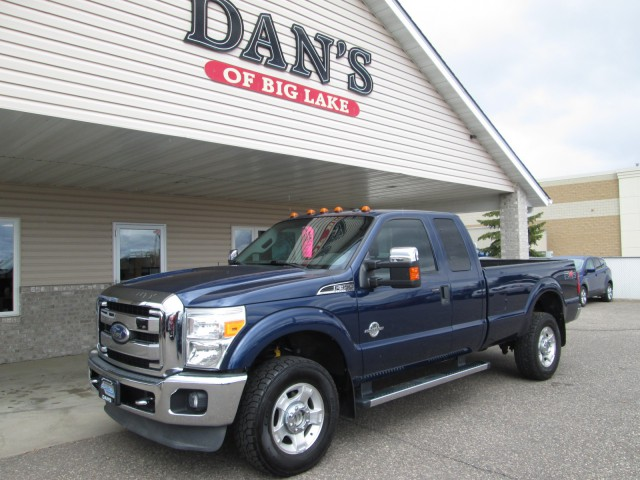 2011 Ford F-350 SD XLT