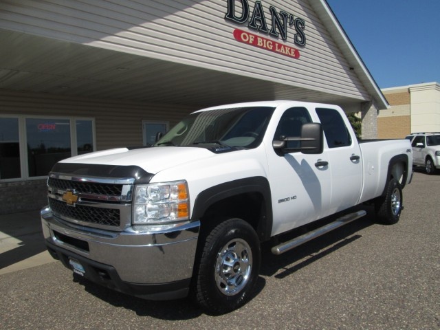 2014 Chevrolet Silverado 2500HD Work