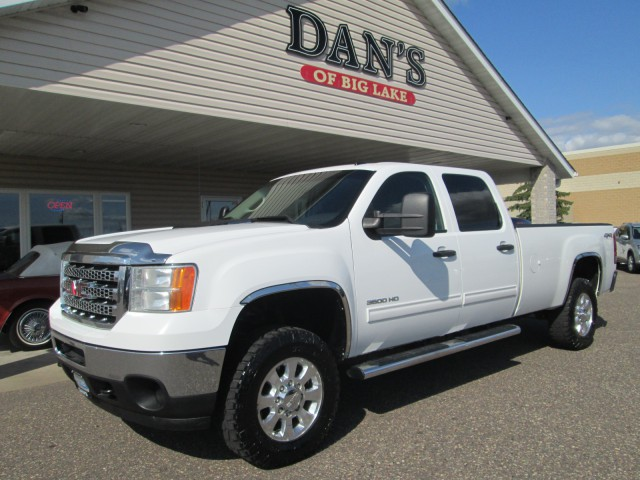 2012 GMC Sierra 3500HD SLE